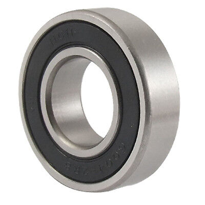 6004-2RS Double Side Sealed Ball Bearing 20mm x 42mm x 12mm DT