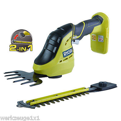Ryobi 18V battery grass- and Shrub shears ,OGS1822 without battery and charger