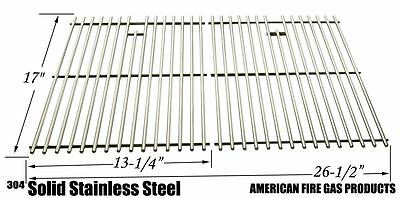 Nexgrill 720-0670, 720-0670A, 720-0670C, 720-0341 Stainless Cooking Grid