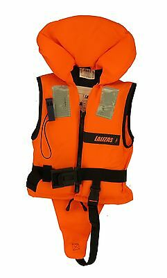 Lalizas - Life jacket 100N, 15 - 30 kg, Kids life jacket, Fainting-safe