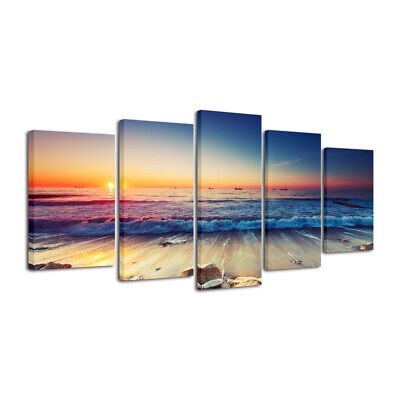 Canvas Art Print Painting Picture Photo Landscape Home Decor Wall Art Sea Framed