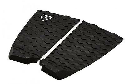 Phat 2 - Black Surfboard Tail Pad Traction Deck Surf Grip From Gorilla / FCS