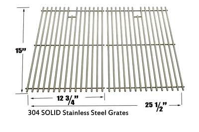 Broil-King 9869-87r, 9865-74, 9865-77, 986784, 986784c, 986787c SS Cooking Grid