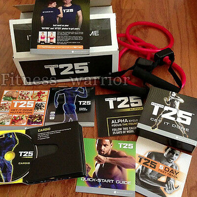 FOCUS T25 brand new, sealed, free shipping !!