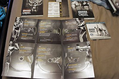 HAMMER AND CHISEL brand new, sealed, free shipping !!