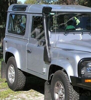 Land Rover Defender Snorkel – 07 on 2.4 Puma Td4 Engine
