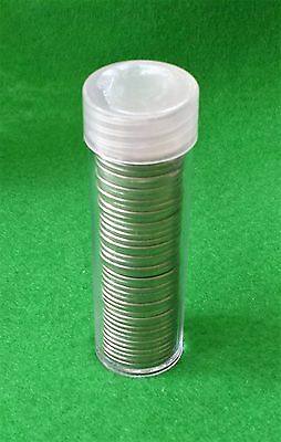 1964 CANADA NICKELS / full ROLL of 40 / UNCIRCULATED 5 Cents Canadian BU Coins