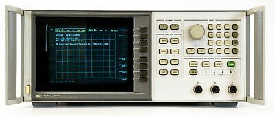 HP Agilent Keysight 8757C Scalar Network Analyzer Color Display 100% working