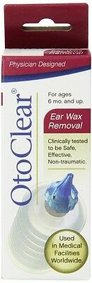 Otoclear Ear Wax Remover, 0.8oz 859911004030A296