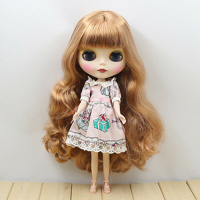 "New Arrival!Takara 12"" Neo Nude Matte Face Blythe doll From Factory  JSW95005"