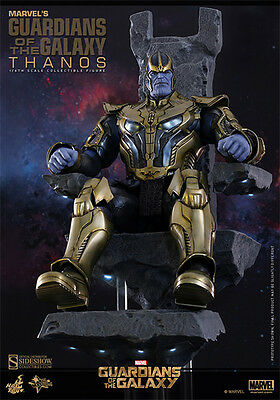 Thanos Sixth Scale Figure by Hot Toys Sideshow