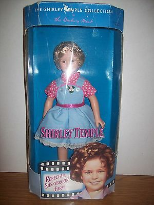 Original By Danbury Mint 1996 Shirley Temple as Rebecca of SunnyBrook Farm # 2