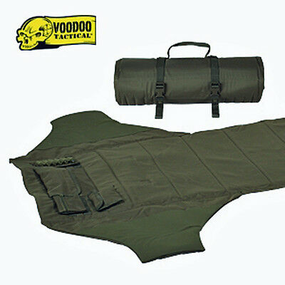 Voodoo Tactical Roll Up Shooter's Mat Olive Drab