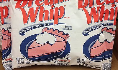 10.8oz Dream Whip Whipped Topping Mix