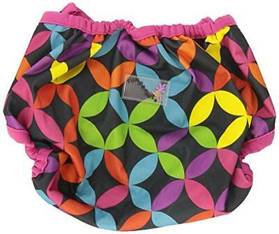 Rumparooz One Size Cloth Diaper Cover Snap, Jeweled, New, Free Shipping