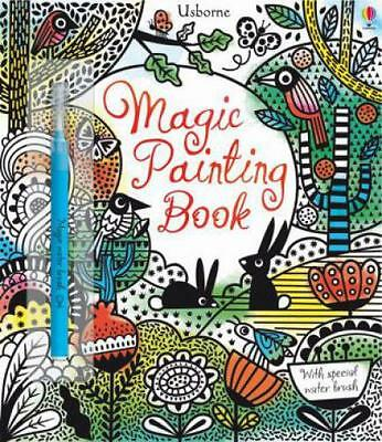 Magic Painting Book With special water brush 2783