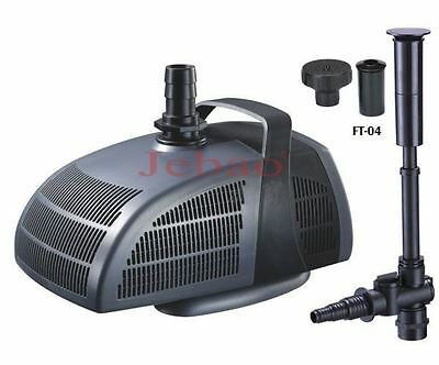 Jebao PF 4000 Pond Pump Garden Waterfall Fountain Feature Fish Ponds