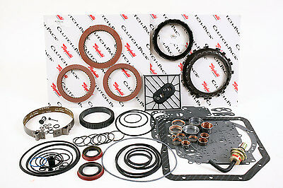 Turbo 350 TH350 Transmission High Performance Rebuild Kit Bushing Sprags Bearing
