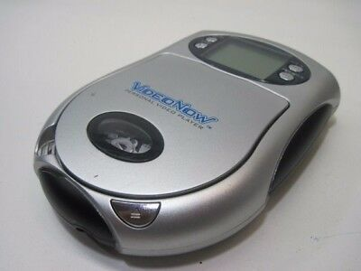 VideoNow Personal Video Player Tested Hasbro
