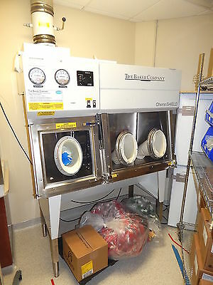 Baker ChemoSHIELD CS-500 Compounding Aseptic Containment/Barrier Isolator, Works