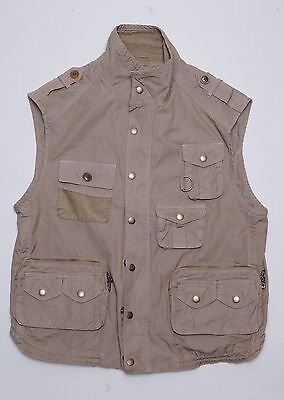 Barbour - Fishing Gilet - Sandstone