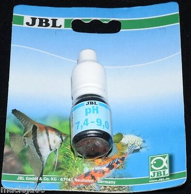 JBL pH 7,4-9,0 REFILL Test Kit