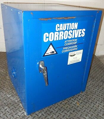 Eagle Corrosive Safety Storage Cabinet 4 Gal 1903 Meets Osha Requirements
