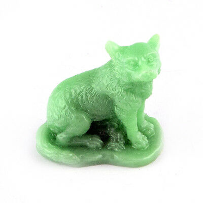 Chinese Horoscope Zodiac Dog Statue Puppy Figurine Feng Shui Animal Jade Color