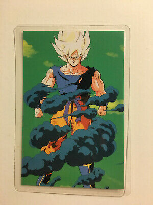 Dragon Ball Z Rami Card Amada Part 91 1191C