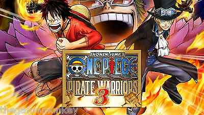 ONE PIECE PIRATE WARRIORS 3 [PC] Steam key