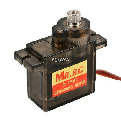 1Pc 9g Digital Micro Servo Motor Metal Gear For RC Helicopter Car Airplane IS