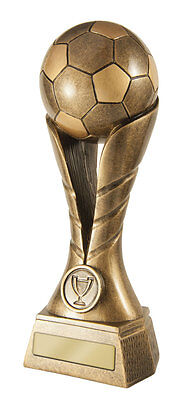 Soccer EPL Football Hand of God Series Trophy Award 150mm FREE Engraving
