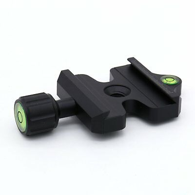 Universal 50MM Quick Release Clamp Adapter For Tripod Ball Head Arca Swiss camer