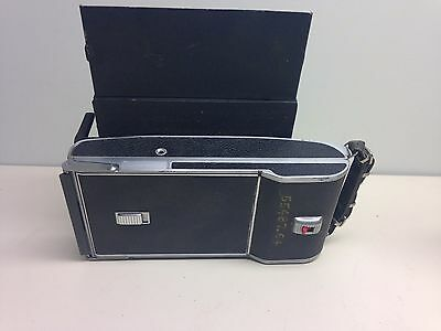 Vintage Polaroid Land Camera,with Bausch and Lomb Attachment