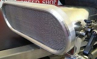Air Filter for Enderle Bugcatcher-  Stainless- 40 micron-  use on street or sand