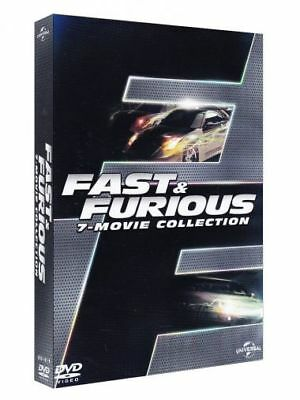 Fast And Furious - 7 Film Collection