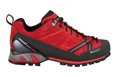 Millet Trident Guide Unisex Hiking Shoe Red US M8 W9.5 EU 41-1/3