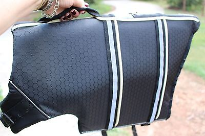 Dog Life Vest, reflective strip. ideal for summer pool, beach and lake. size XL