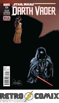 Marvel Darth Vader #24 First Print New/unread Bagged & Boarded