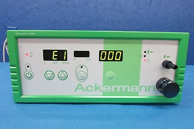 Ackermann Electronic endoscopy insufflator 16-2042