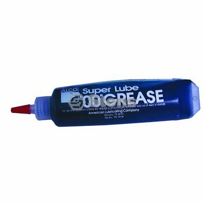 """Super Lube 9 Oz. Tube Aftermarket """"00"""" Grease / Stens 770-127"""