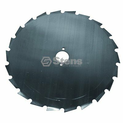 """Steel Brushcutter Blade / McCulloch 00600162-00 322822 9"""" x 22 Tooth Universal"""
