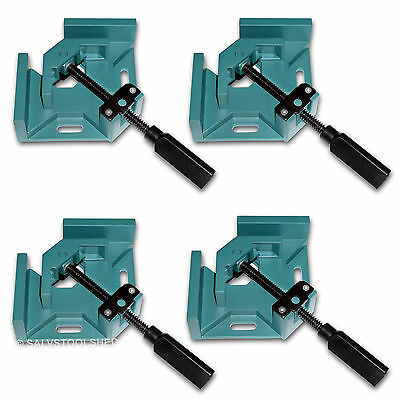 4× Die Cast Corner Clamp Mitre Clamp Right Angle Picture Framing Vice Vise