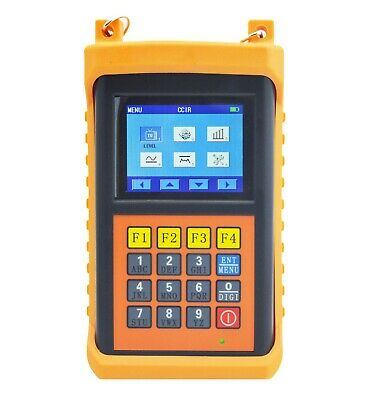 ZIBOO RY-S125 Digital Signal Level Meter/DVB-C Analyzer,Digital Channel Power