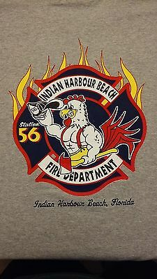 Indian Harbour Beach fire station 56 tees