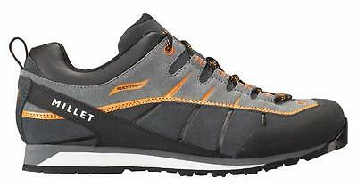 Millet Rock Hopper Mens Hiking Shoe Acid Orange US 9.5