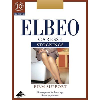 Elbeo Caresse factor 10 firm support stockings