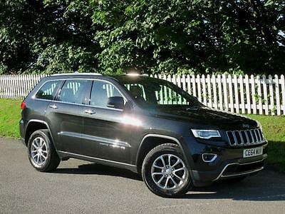 2014 Jeep Grand Cherokee 3.0 CRD Limited 4x4 5dr