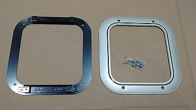 correct manual trans shifter boot retainer ring w/o console 68-72 Chevy Chevelle