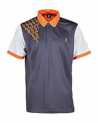 Dangerous Golf Tee'd Off Polo Shirt